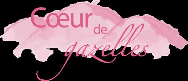 Cœur de Gazelles Retina Logo